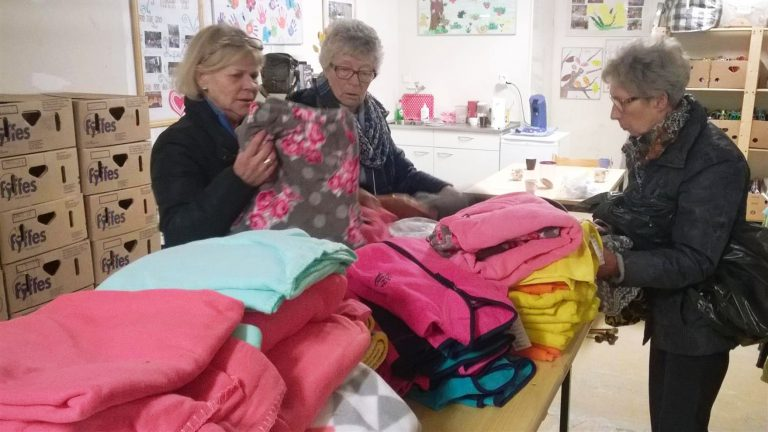 Hulpproject: Stichting Ondersteuning Sovata