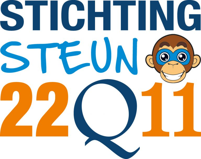 Nieuwe samenwerking met Stichting Steun 22Q11!